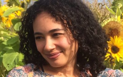 Five Questions with Myriam Chery